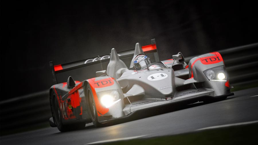 24H LE MANS: AUDI WINS FOR 9TH TIME.