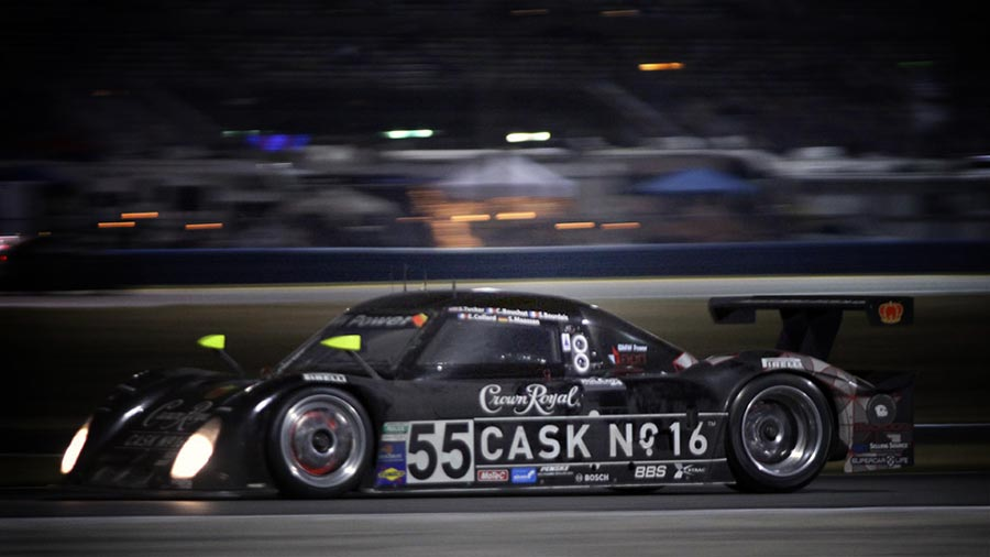 SUSPENSE AND PODIUM AT ROLEX 24!