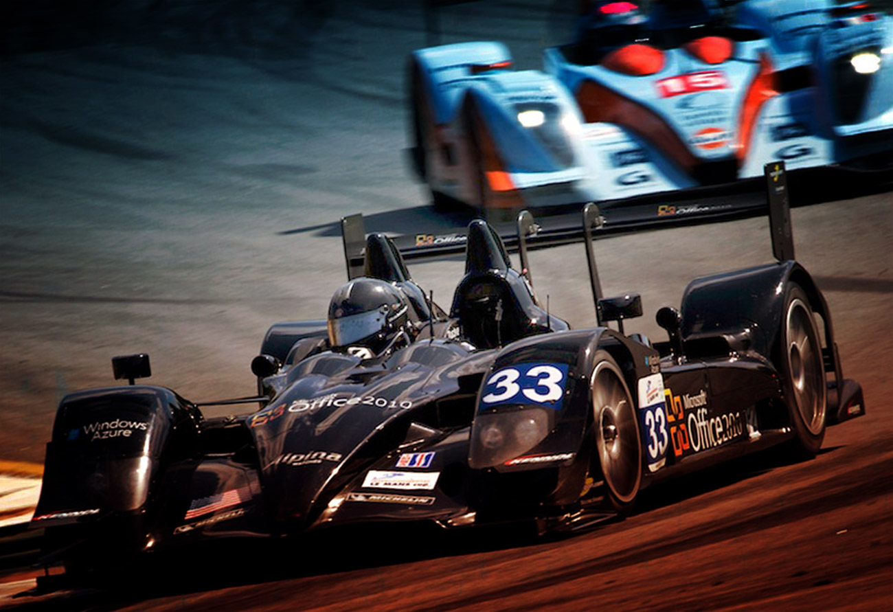 PETIT LE MANS: POLE, VICTORY, AND ALMS CHAMPIONS!