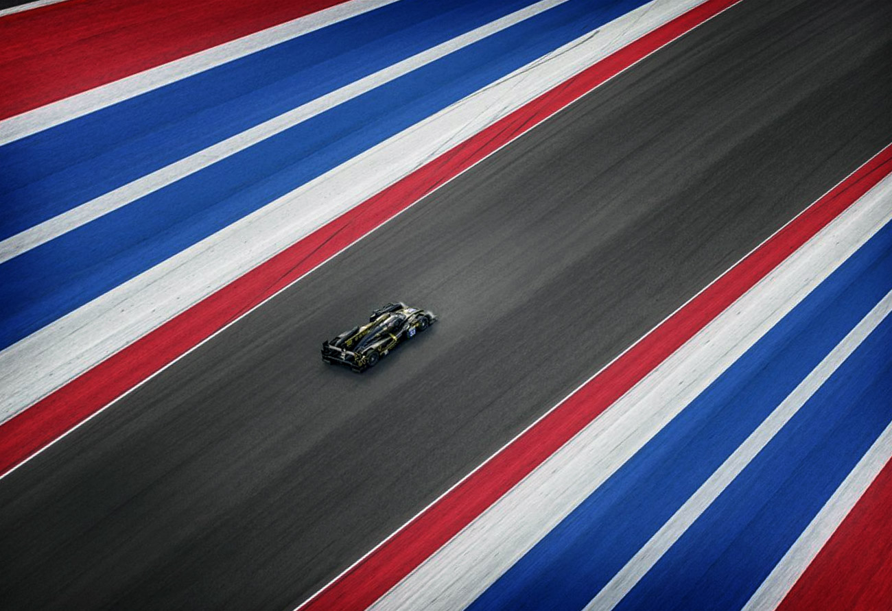 FIRST PODIUM FOR KENNOL AND LOTUS IN WEC.