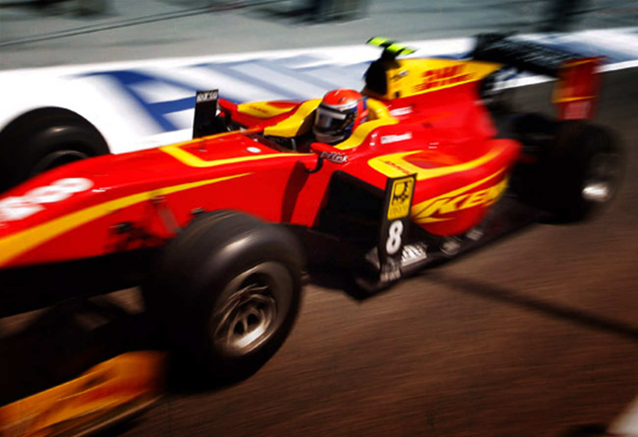 GP2: NEW PODIUM AT BAHRAIN GRAND PRIX.