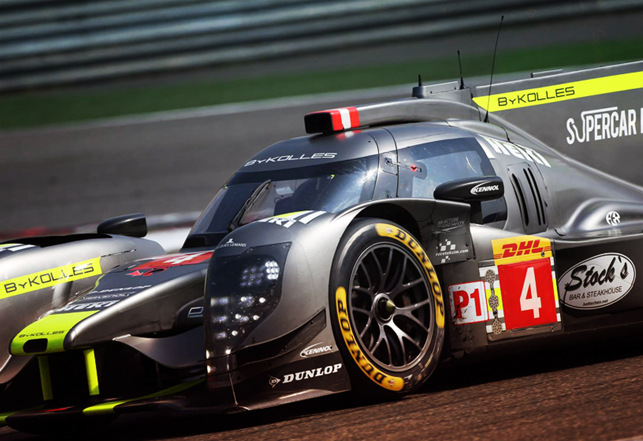 FIA WEC LMP1 PRIVATE VICE-WORLD CHAMPION