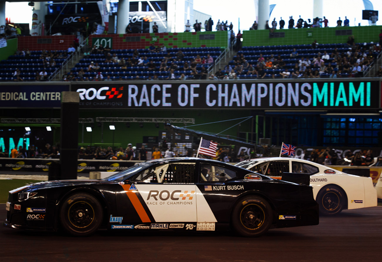 HOW WE ROCKED THE RACE OF CHAMPIONS.