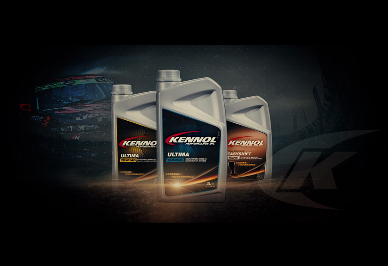 The KENNOL ULTIMA range has been developed with Euro NASCAR.
