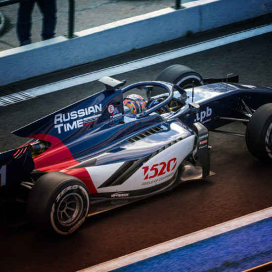 KENNOL PARTNERS WITH FIA F2 WORLD CHAMPIONS.