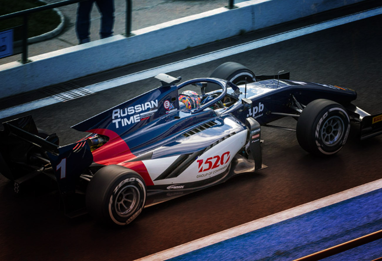 KENNOL PARTNERS WITH FIA F2 WORLD CHAMPIONS.