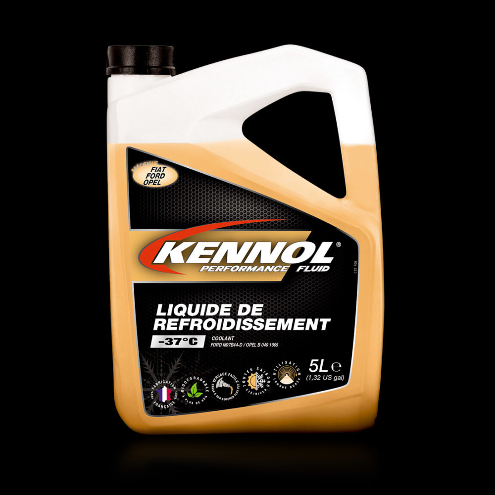 KENNOL BIO COOLANTS FOF -37°C packshot.