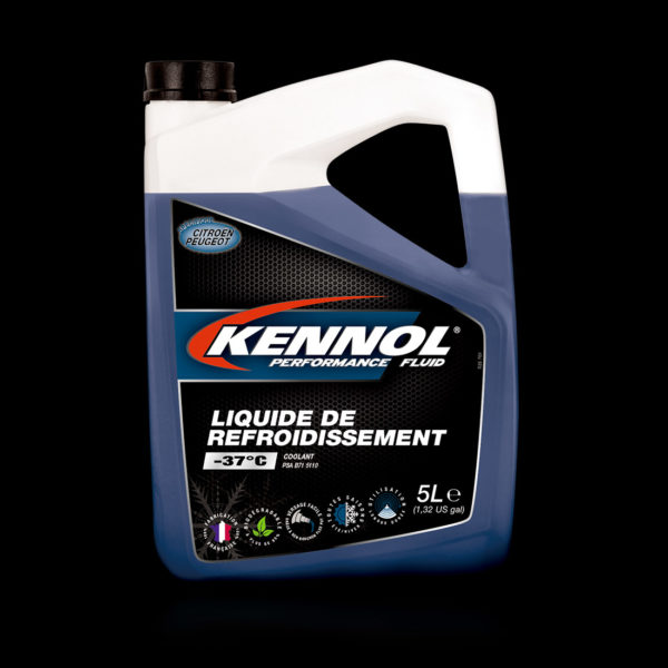 KENNOL BIO COOLANTS PSA -37°C packshot.