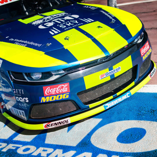 KENNOL RULES BRANDS HATCH EURO NASCAR