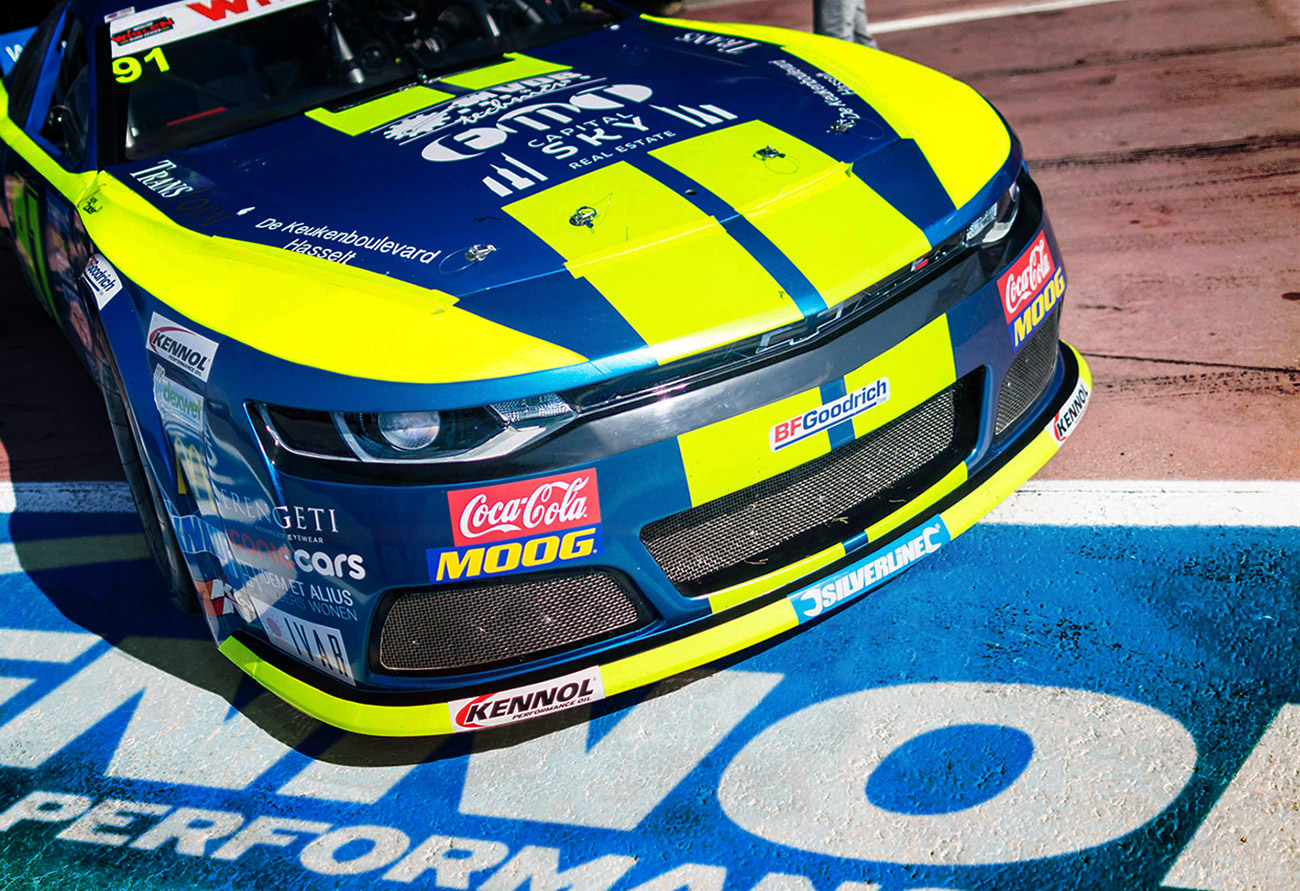 KENNOL RULES BRANDS HATCH EURO NASCAR