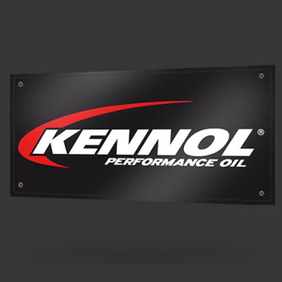 CARTEL DE PVC KENNOL