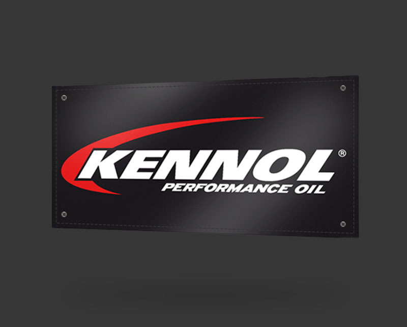 KENNOL PVC BANNER