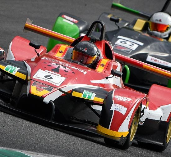 KENNOL is the new 2018 Italian Sport Prototypes Champion, and 2018 Australian Prototypes Series Champion.