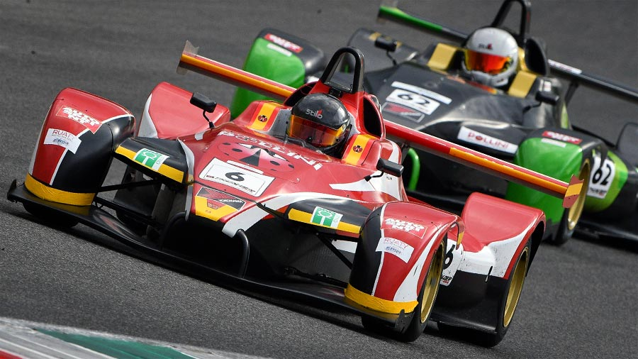 KENNOL is the new 2018 Italian Sport Prototypes Champion, and 2018 Australian Prototypes Series Champion.