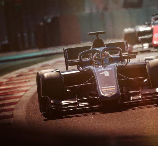 KENNOL podiums in FIA F2 World Championship for the last Grand Prix of the season