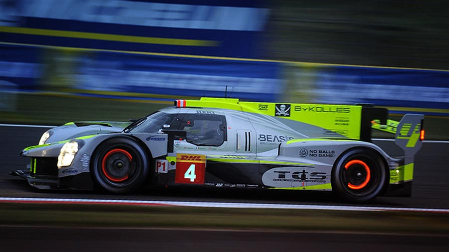 New great result for KENNOL in FIA WEC at Fuji 6 Hours