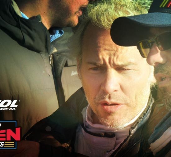 F1 World Champion Jacques Villeneuve is to race in a KENNOL-sponsored car next season in Euro NASCAR.