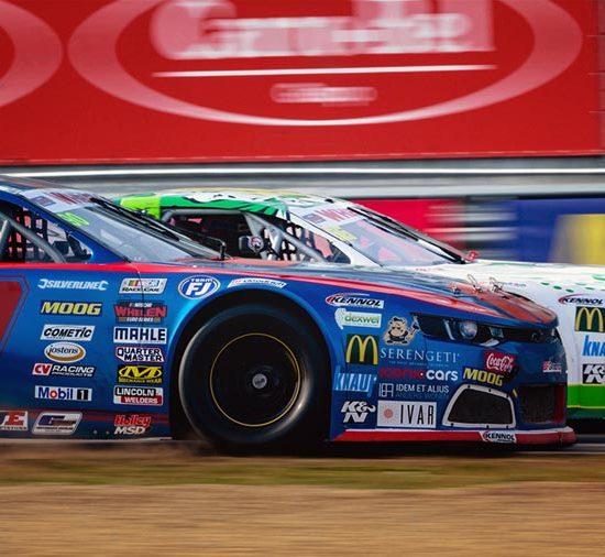 New Triple-European Champion title for KENNOL in Euro NASCAR