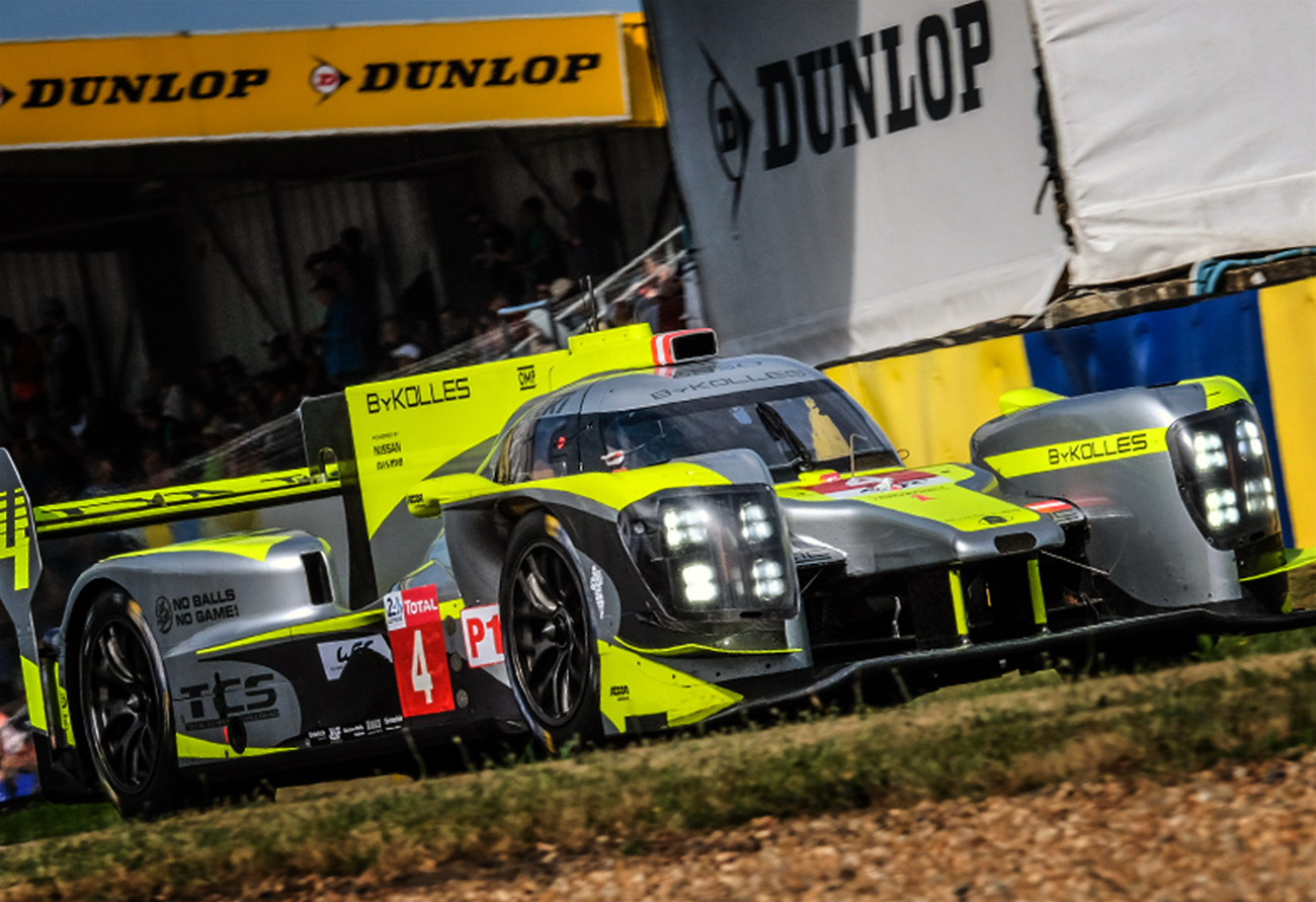 KENNOL: 25TH PARTICIPATION AT LE MANS!