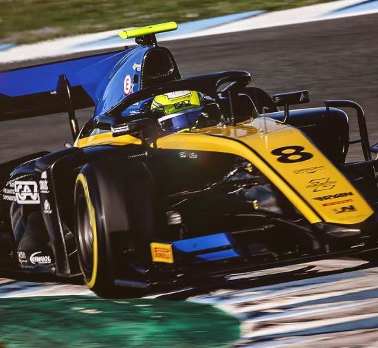 Pole, double-podium, and victory, for KENNOL's first race in 2019 FIA Formula 2 World Championship