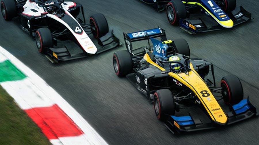 KENNOL and Virtuosi Racing podium again in Imola FIA F2 race
