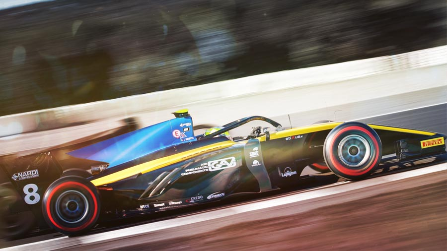 KENNOL and UNI Virtuosi partner for the 2019 FIA F2 season.