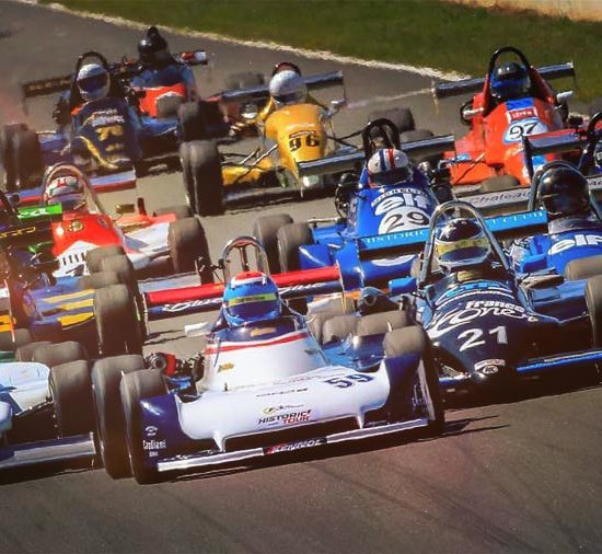 Mid-season of FFSA Historic Tour 2019: already 36 KENNOL podiums