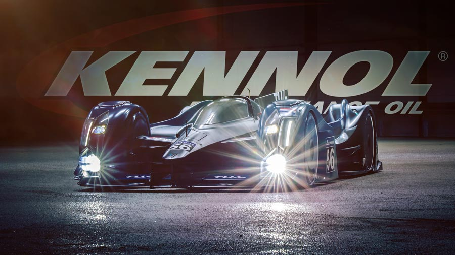 Joining forces with InMotion, one of the World's specialists of electric racing, KENNOL signs a partnership for the Future of next-generation fluids.