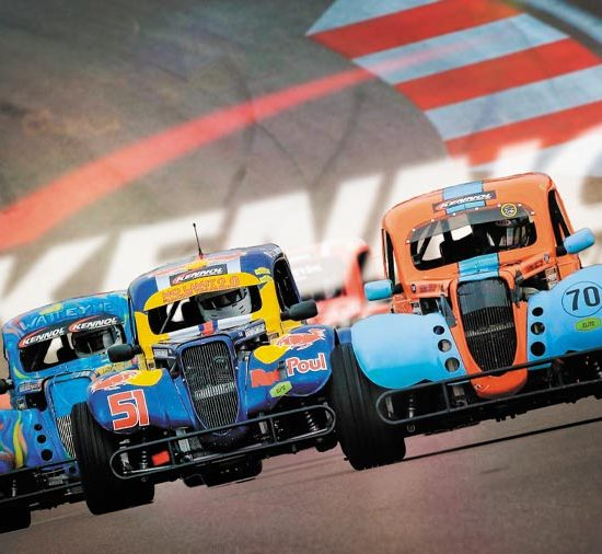 As the new Official Supplier of the Legends Cars Cup European Nations Series, KENNOL had to overcome many different challenges in this 2019 season.