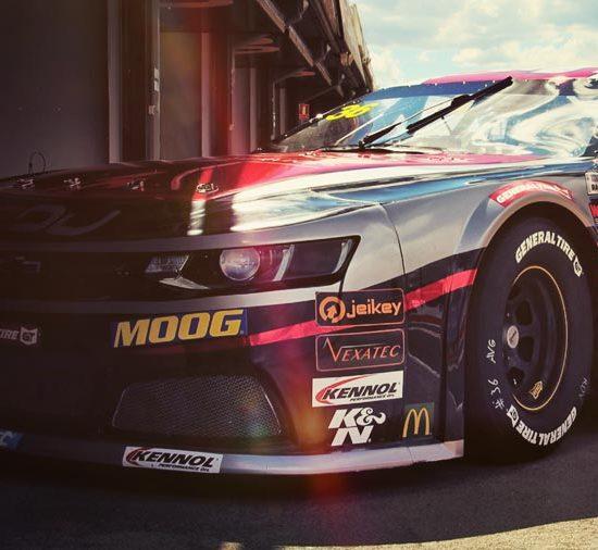 New season as Official Supplier and Partner of Euro NASCAR for KENNOL