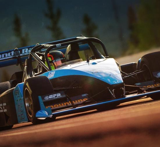 Pikes Peak Hill Climb 2019 is won by a Wolf GB08 TSC Honda, with KENNOL