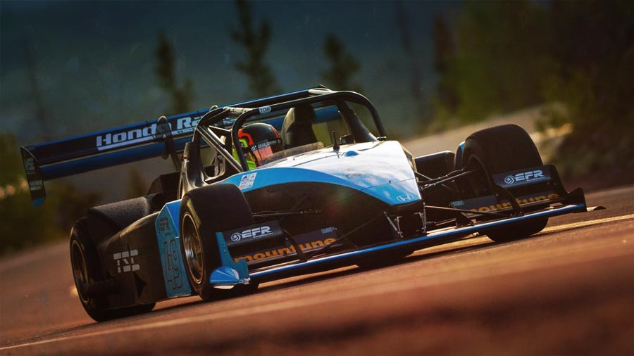 Pikes Peak Hill Climb 2019 is won by a Wolf