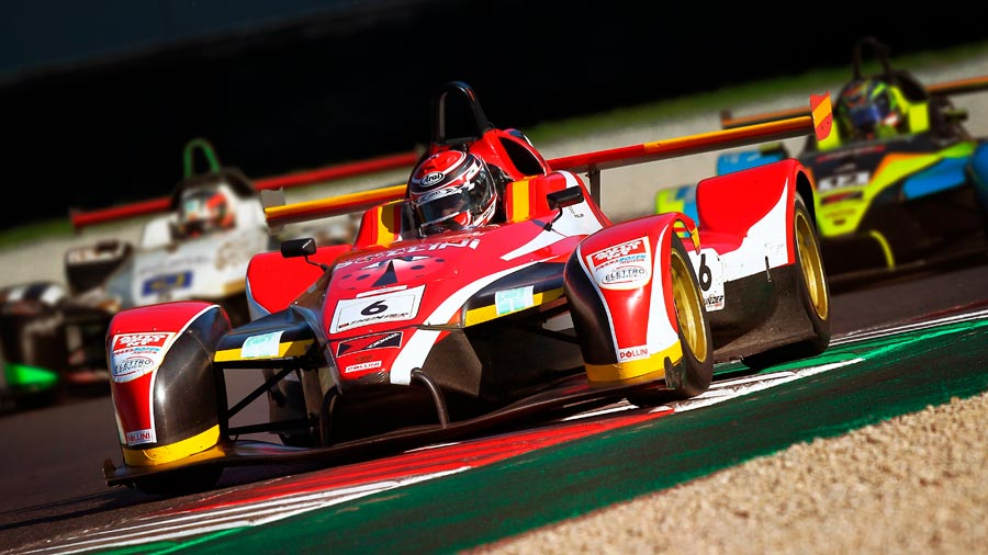 The Italian Championship confirms KENNOL as Official Supplier