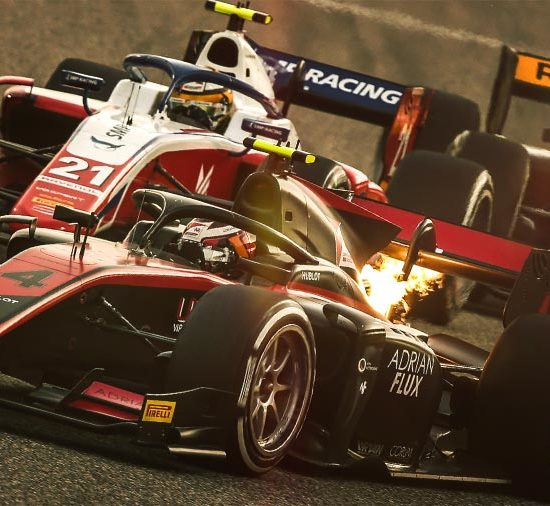 KENNOL is 2021 FIA F2 double vice World-Champion (Teams and Drivers)
