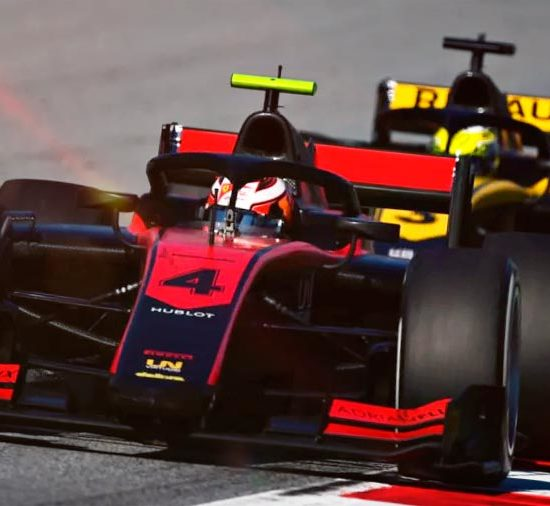 Pole & Victory for Virtuosi Racing and KENNOL at Red Bull Ring in FIA F2