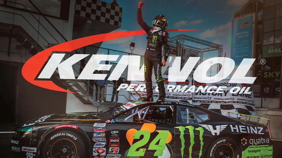KENNOL oils won another title in Euro NASCAR. The European Championship, supplied by KENNOL, crowned its 2020 Champion last weekend in Spain.