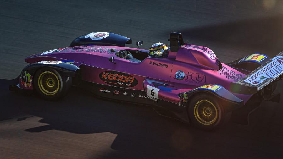 The Sport Prototypes Italian Championship has a new Champion with Danny MOLINARO!