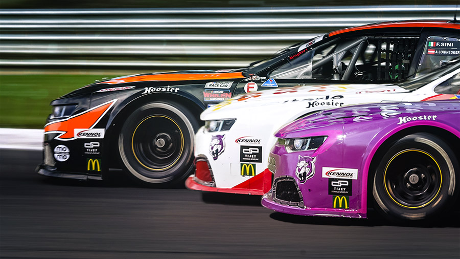 The 2021 summer has been thrilling for the Euro NASCAR championship, with KENNOL oils!