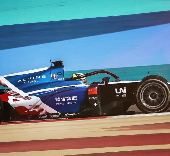 For the first race of 2021 in FIA Formula 2, KENNOL and Virtuosi Racing did good: pole position, double-podium, and victory.