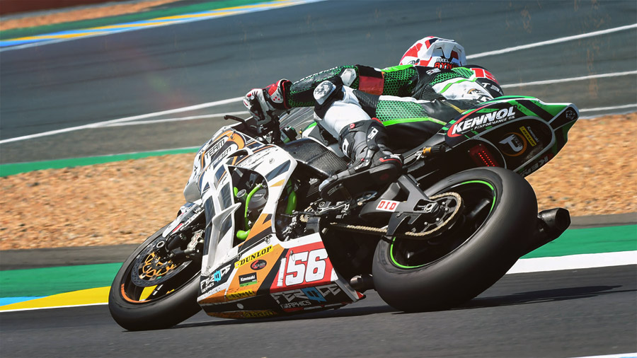 Team PLAYERS and KENNOL clinch a SuperStock Top 5 in the mythical 24h Motos of the FIM EWC Championship!