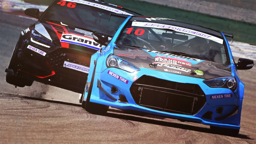 No less than 9 GTs are racing, and winning, in the Korean GT Championship, with KENNOL oils inside!