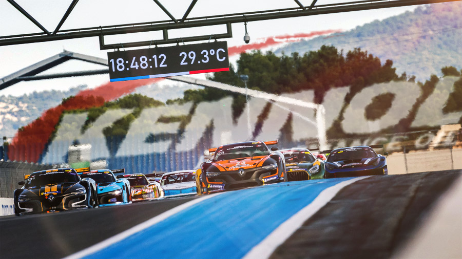 Officially KENNOL-supplied ULTIMATE CUP SERIES have had a strong 2021 season start. But the Paul Ricard races were a true step ahead.