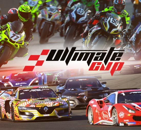 KENNOL becomes the Official Supplier of all ULTIMATE Cup championships (cars + bikes)