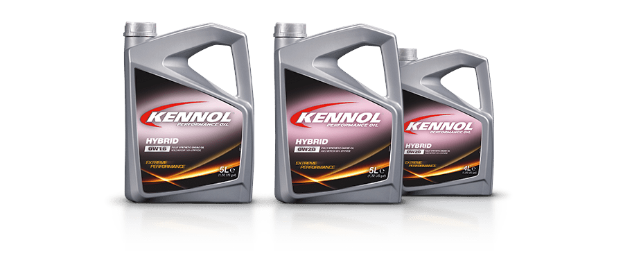 KENNOL HYBRID range of low-viscosity products