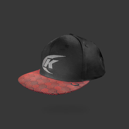 "KENNOL collection textile : cap ""K""."