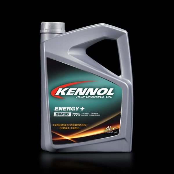 KENNOL ENERGY 5W30 PLUS front packshot