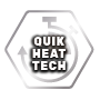 "Labeled KENNOL product ""Quick Heat Tech""."