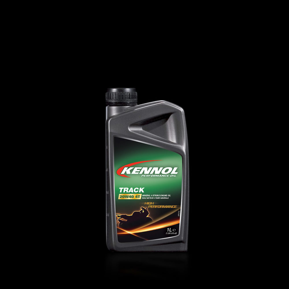 TRACK 20W40 4T : BIKE ENGINE OIL MINERAL