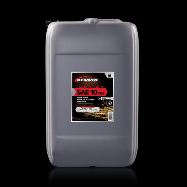 KENNOL TRANSMISSION T04 SAE 10 front packshot